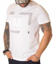 Camisetas cuello redondo - Camiseta Exchange Since 1991 Blanca