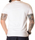 Armani Camisetas Cuello Redondo - Camiseta Exchange Since 1991 Blanca