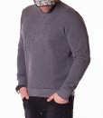 Armani Pulovers - Sueter GA Jeans - Gris
