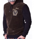 Sudaderas con capucha - Good Love Crown Sudadera Negra