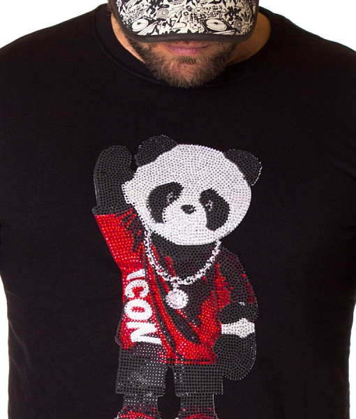 Dsquared Sueters - Sueter De Invierno Teddy Icon Negro