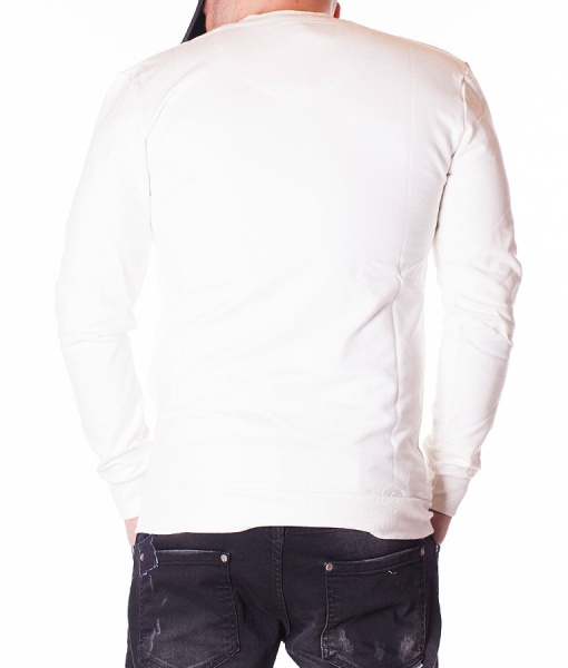 Dsquared Pulovers - Sueter Mano de Pasion - Blanco