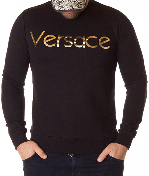 Versace Pulovers - Sueter de invierno Gold Print AW2012